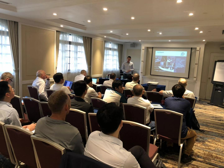 Sinor Marine Technologies Partner Seminar