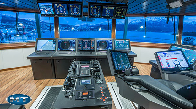Maritime Technologies Bridge Mate Dynamic Positioning