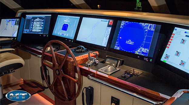 Maritime Technologies Bridge Mate Integrated Bridge System