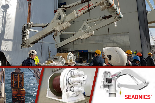 Seaonics team specializes in handling solutions to support exploration