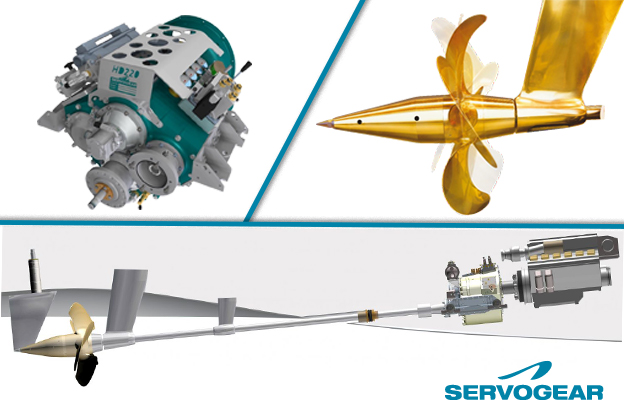 Servogear AS is a leading manufacturer of Controllable Pitch Propeller Systems